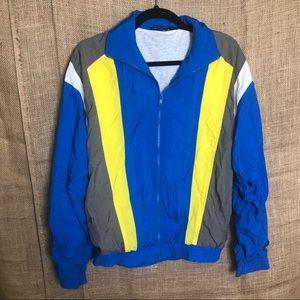 Vintage Renee France Windbreaker M Jacket Retro